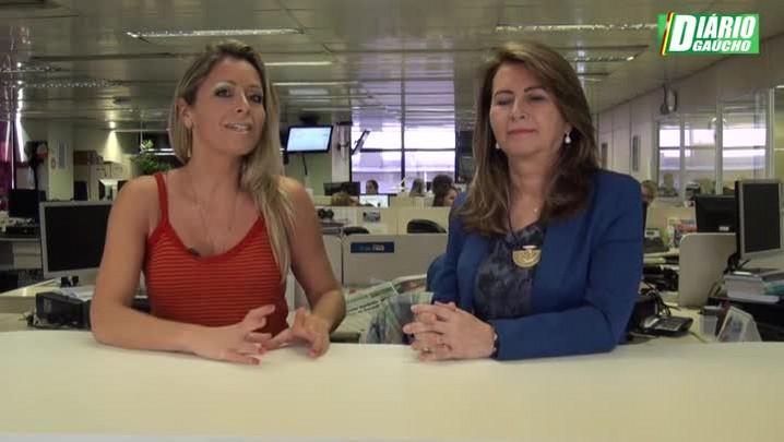 """Lúcia Pesca: \""""As mulheres estão iguais nas ruas, os homens querem algo diferente!\"""""""