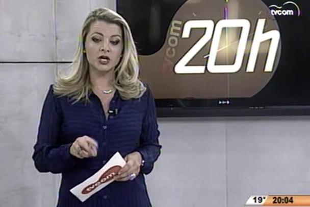 TVCOM 20 Horas - Operação Criciúma Segura pode durar até três meses - 07.05.15