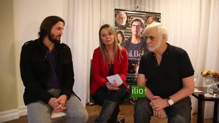 Juntos em novo filme, Vladimir Brichta e Francisco Cuoco exaltam beleza das gaúchas