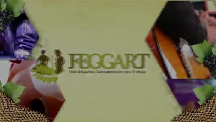 Feggart 2015 - Apresentação CTG Sinuelo - Caxias do Sul