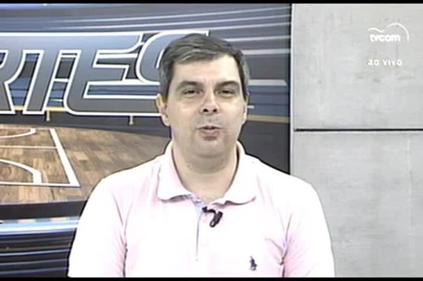 TVCOM Esportes. 3º Bloco. 11.12.15