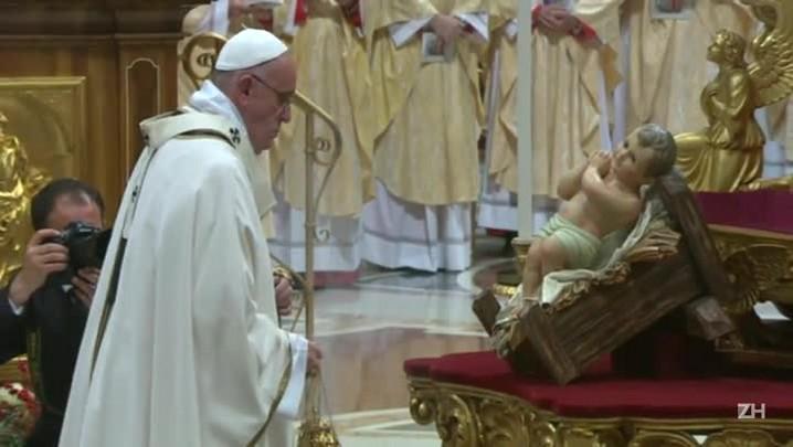Francisco pede a católicos que cultivem a justiça