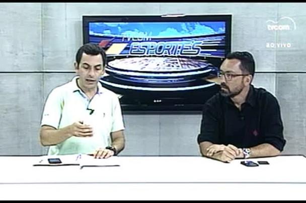 TVCOM Esportes. 2º Bloco. 05.01.16