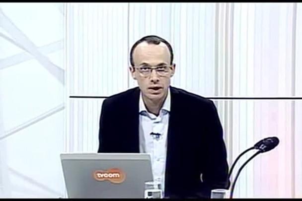 TVCOM Conversas Cruzadas. 2º Bloco. 12.01.16