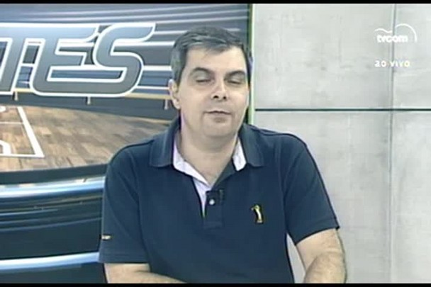 TVCOM Esportes. 3º Bloco. 05.02.16