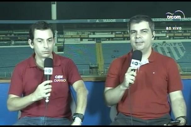 TVCOM Esportes. 3º Bloco. 25.02.16