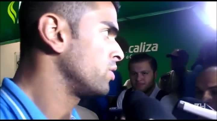 Maicon ressalta tempo até próximo jogo da Libertadores