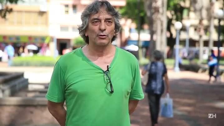 Pessoas de Porto Alegre: Marco Antonio Darkiewicz