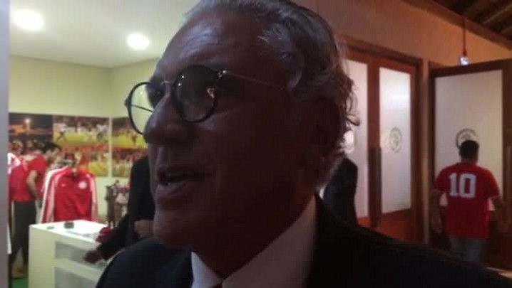 Dirigente do Inter fala sobre emoção no aniversário do Inter