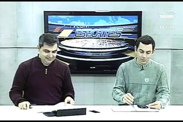 TVCOM Esportes. 1º Bloco. 23.06.16
