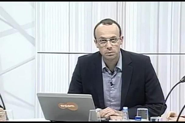 TVCOM Conversas Cruzadas. 3º Bloco. 27.06.16