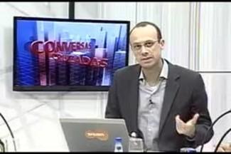 TVCOM Conversas Cruzadas. 3º Bloco. 25.07.16