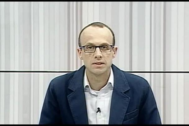 TVCOM Conversas Cruzadas. 1º Bloco. 08.08.16