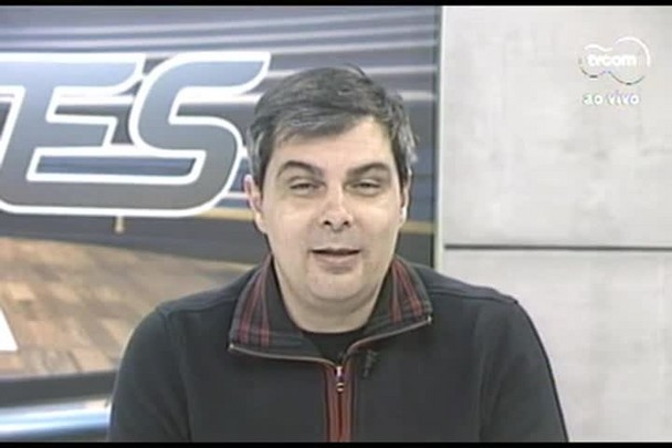 TVCOM Esportes. 3º Bloco. 17.08.16