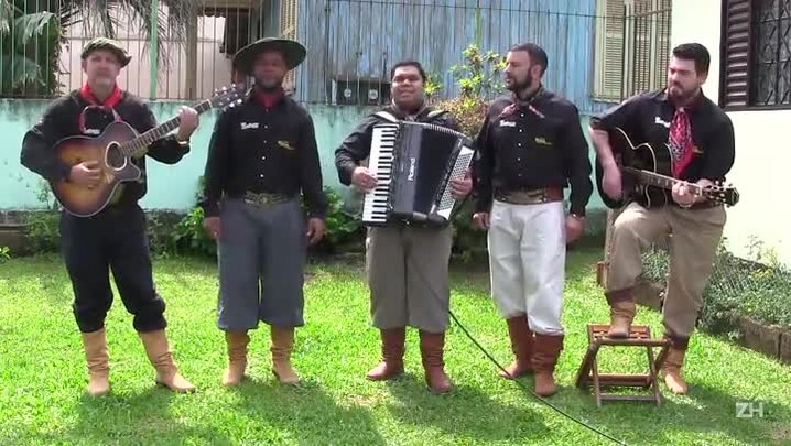 Sina Fandangueira mostra sua música de trabalho: Vida de Campeiro