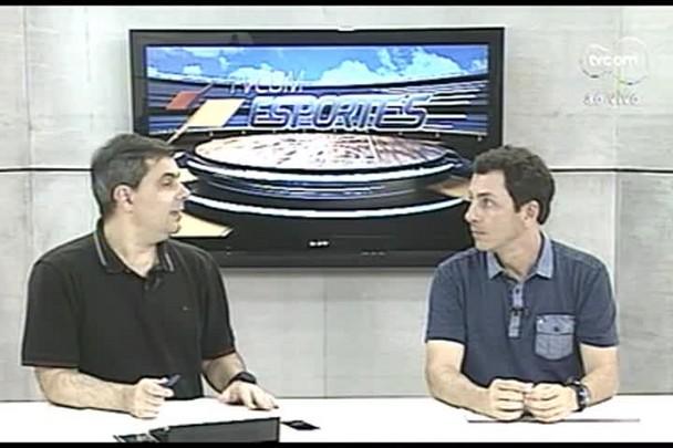 TVCOM Esportes. 1º Bloco. 12.10.16