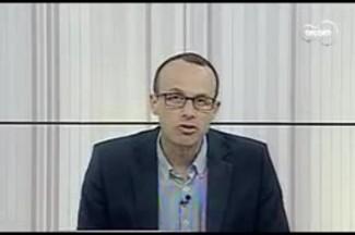 TVCOM Conversas Cruzadas. 1º Bloco. 14.10.16
