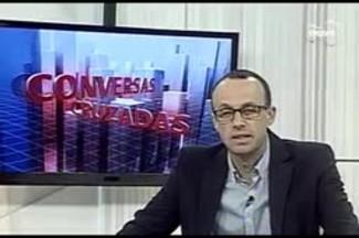 TVCOM Conversas Cruzadas. 2º Bloco. 14.10.16