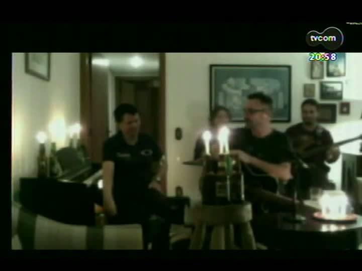 TVCOM Tudo Mais - Show de Apartamento de Edu Conte