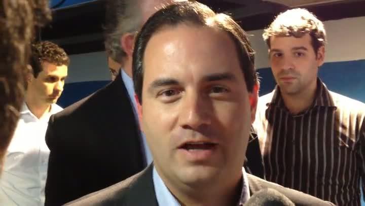 Dirigente da OAS fala sobre a gestão da Arena
