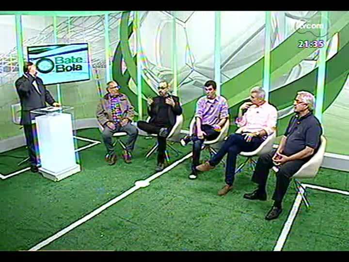 Bate Bola - Rodada do Gauchão com visita do ex-presidente do Grêmio, Paulo Odone, e o jornalista Kenny Braga - Bloco 2