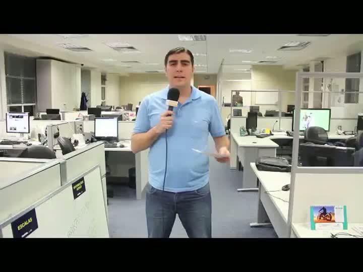 Confira os destaques do Brasil na Madrugada desta quarta-feira.17/04/2013