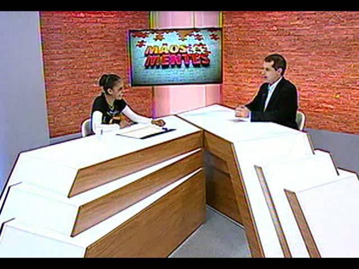 Mãos e Mentes - Ambientalista, ex-senadora do Acre e ex-ministra do Meio Ambiente, Marina Silva - Bloco 1 - 02/06/2013