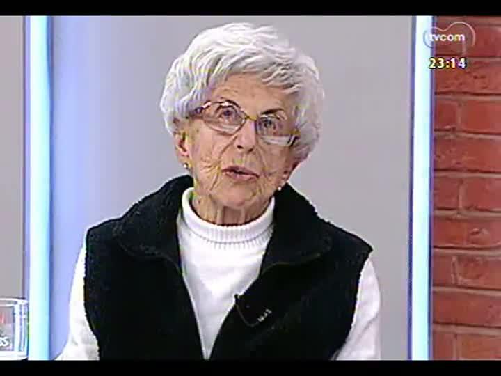 Mãos e Mentes - Presidente da Fundação Theatro São Pedro, Eva Sopher - Bloco 2 - 09/06/2013