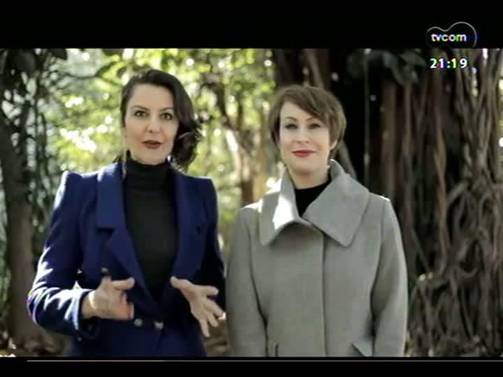 """TVCOM Tudo Mais - Quadro \""""As Patrícias\"""" mostra o trabalho da estilista Juliana Sanmartin"""