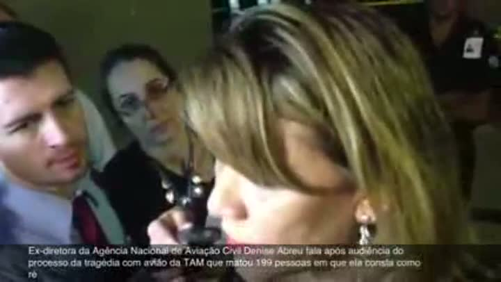 Ex-diretora da Anac afirma que foi bode expiatório no caso da queda do avião da TAM - 08/08/2013