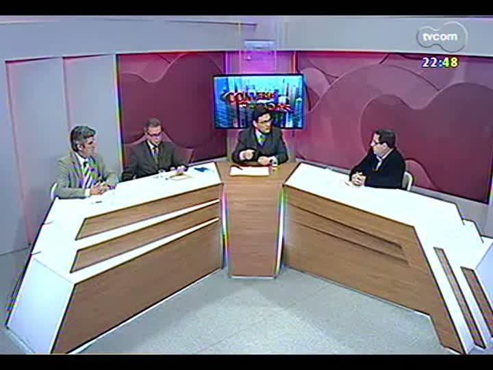 Conversas Cruzadas - Debate sobre a absolvição do deputado Natan Donadon - Bloco 3 - 29/08/2013