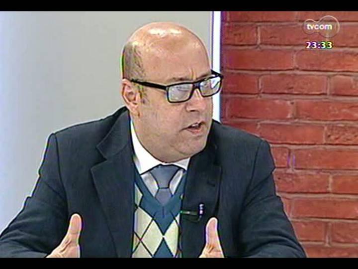 Mãos e Mentes - Promotor de justiça Miguel Granato Velasquez - Bloco 1 - 30/08/2013