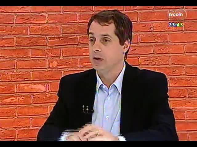 Mãos e Mentes - Presidente Nacional da Federação das Apaes, Aracy Maria da Silva - Bloco 2 - 06/09/2013