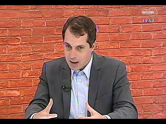 Mãos e Mentes - Fundador do cachorro-quente do Rosário, Osmar Labres - Bloco 3 - 09/09/2013