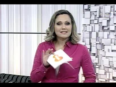 TVCOM Tudo Mais - Quadro Saúde - 1º bloco – 23/09/2013