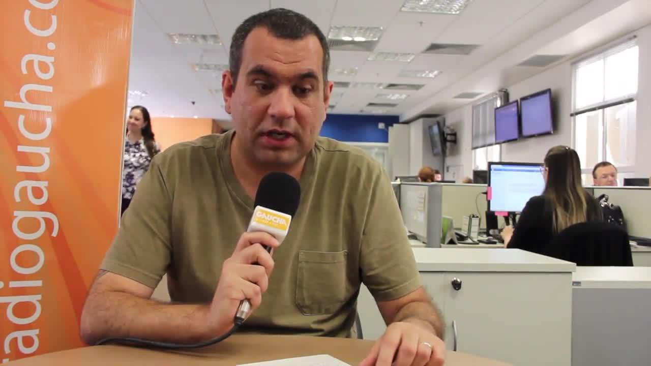 Pré-Rodada - Carlos Guimarães e a analise da 30° Rodada. E tem Gre-Nal - 18/10/2013