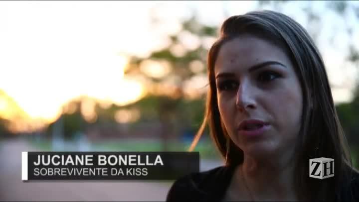 Nove meses após incêndio na Kiss, universitários promovem festa em Santa Maria