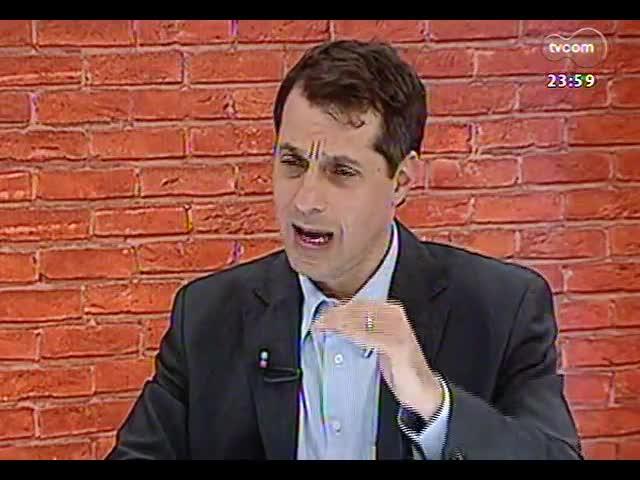Mãos e Mentes - Marco Aurélio Martins Xavier, titular do projeto Jecrim nos estádios - Bloco 4 - 30/10/2013