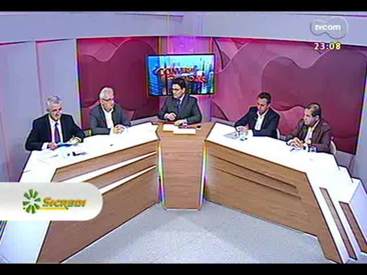Conversas Cruzadas - O caos que Porto Alegre viveu ontem é reflexo apenas da forte chuva? - Bloco 4 - 11/11/2013