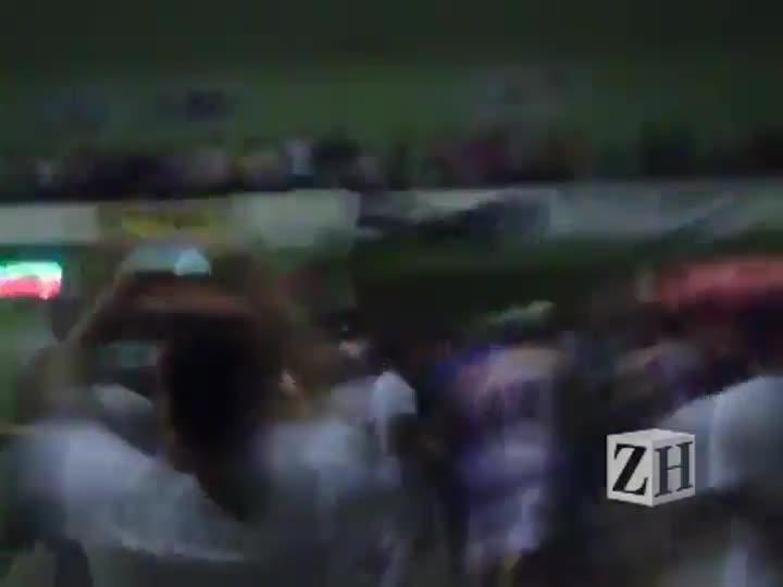 Jogo de basquete termina em confusão em Santa Cruz do Sul