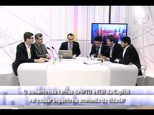 Conversas Cruzadas - 4o bloco - IPTU e ITBI - 4/12/2013