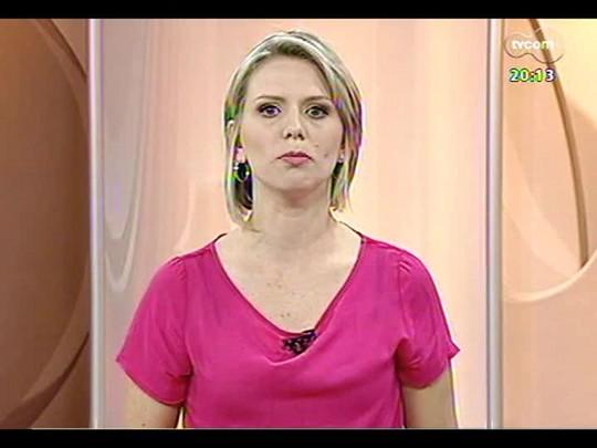 TVCOM 20 Horas - Rosane de Oliveira fala sobre a BR 386, rodovia que tem apenas 70km duplicados - Bloco 2 - 16/01/2014