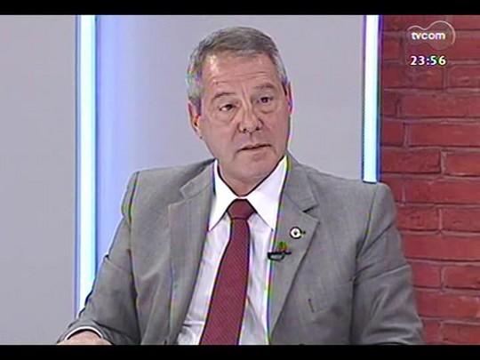 Mãos e Mentes - Secretário de Esporte e Lazer Ricardo Petersen - Bloco 4 - 22/01/2014
