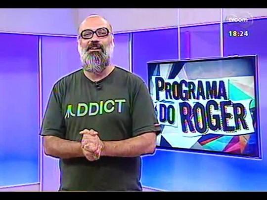 Programa do Roger - Clipe: Ala Minuta, Bidê ou Baldi - Bloco 4 - 10/03/2014