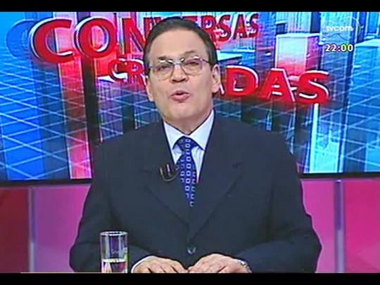 Conversas Cruzadas - Debate sobre a pacificação das favelas cariocas - Bloco 1 - 25/03/2014