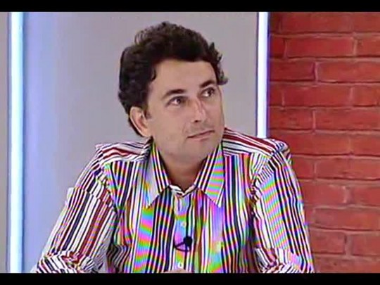 Mãos e Mentes - especialista em segurança da informação e marketing Alexandre Stumpf - Bloco 2 - 31/03/2014