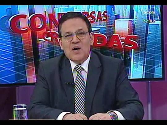 Conversas Cruzadas - Debate sobre as conclusões da CPI da Procempa - Bloco 1 - 01/04/2014