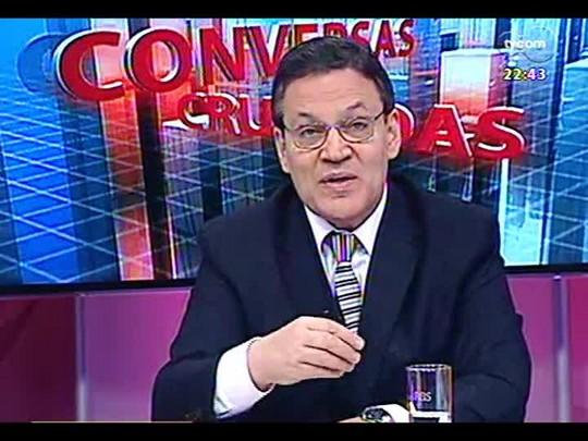 Conversas Cruzadas - Debate sobre o que deve mudar ou não na educação brasileira - Bloco 2 - 02/04/2014