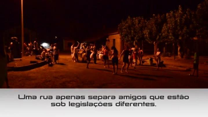Os caminhos da maconha no Uruguai: a ida e vinda de brasileiros para fumar na fronteira. 15/04/2014