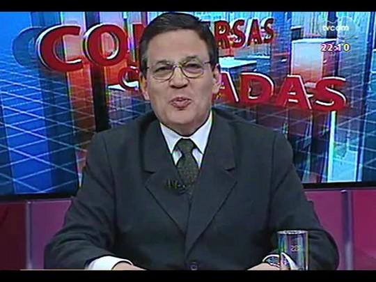 Conversas Cruzadas - As CPIs em debate no Congresso e suas implicações políticas em ano eleitoral - Bloco 2 - 17/04/2014